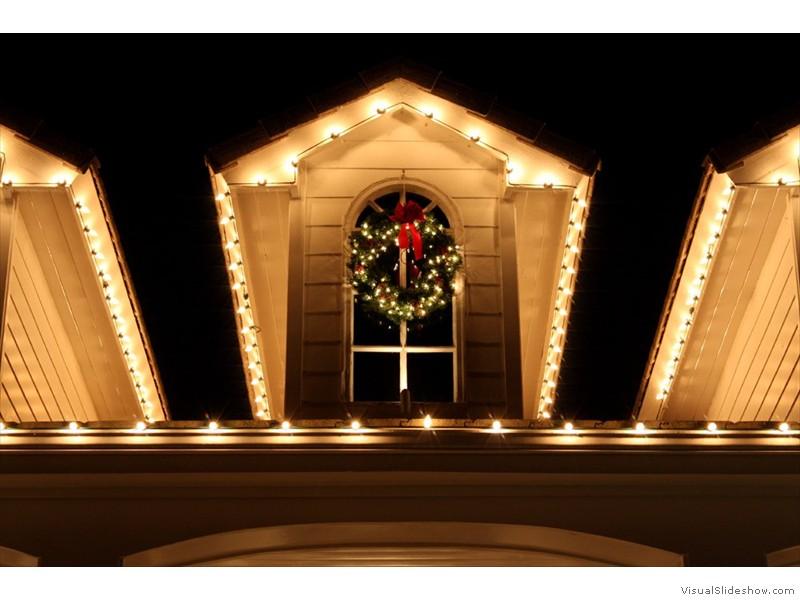 dhtml - Chino Christmas Lights
